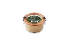 Foie Gras de Canard Entier mi-cuit du Sud-Ouest