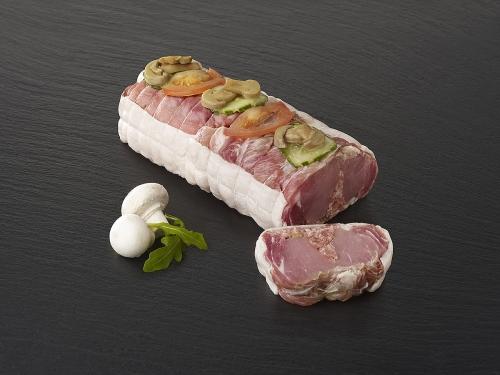 Rôti de porc Forestier