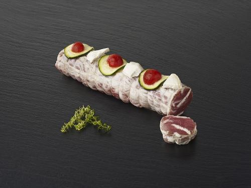 Filet mignon de porc Normand